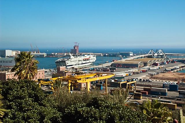Port of Barcelona [enlarge]