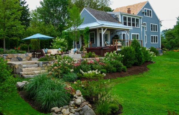 10 Amazing Landscape Garden Ideas For Small Gardens