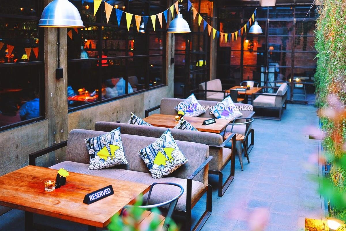 Parc19 Bistro & Terrace