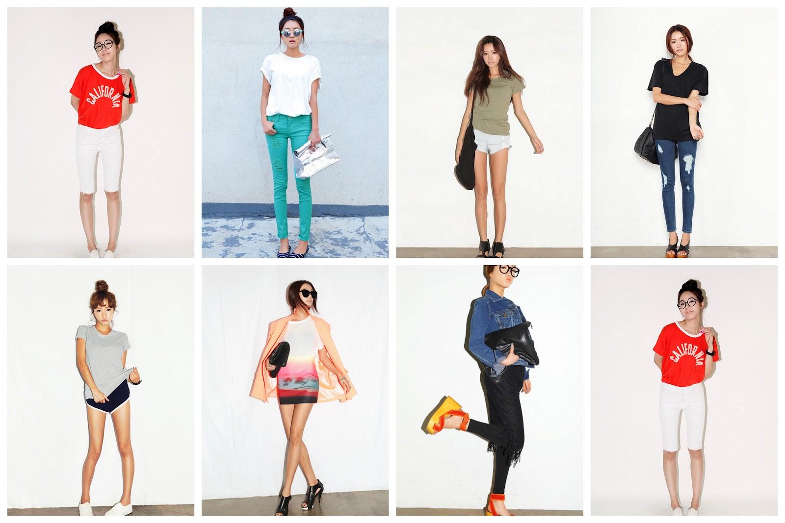 【韓国ファッション】日本で買える♡通販サイトまとめ♡