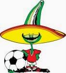 Mascote da Copa do Mundo realizada no México, em 1986: Pique.
