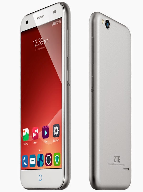 ZTE Blade S6 announced with 5-inch screen and Android 5.0 Lollipop