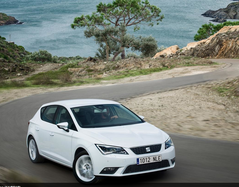 she motori avis budget italia viagger in seat leon. Black Bedroom Furniture Sets. Home Design Ideas