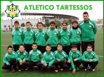 CD ATLÉTICO TARTESSOS ALEVÍN (2010 - 2011)