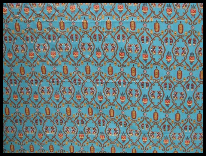 kain batik papua
