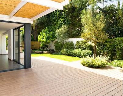 Fotos de terrazas terrazas y jardines terrazas de casas for Casas con jardin y terraza