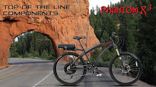 Phantom X Electric Mountain Bike