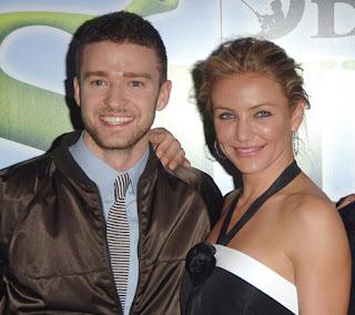 Cameron Diaz Boyfriend Justin Timberlake 2012