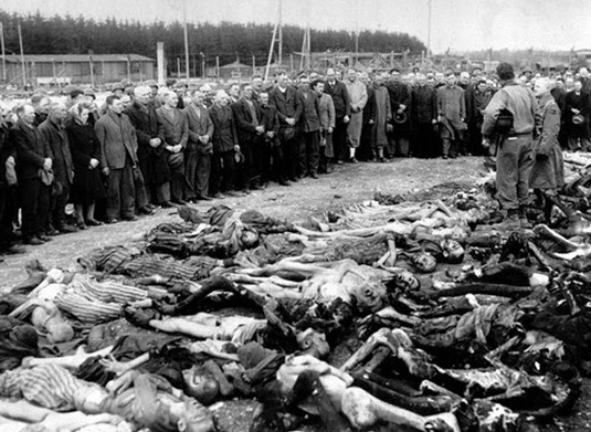 Kekejaman Tentera Nazi Terhadap Yahudi
