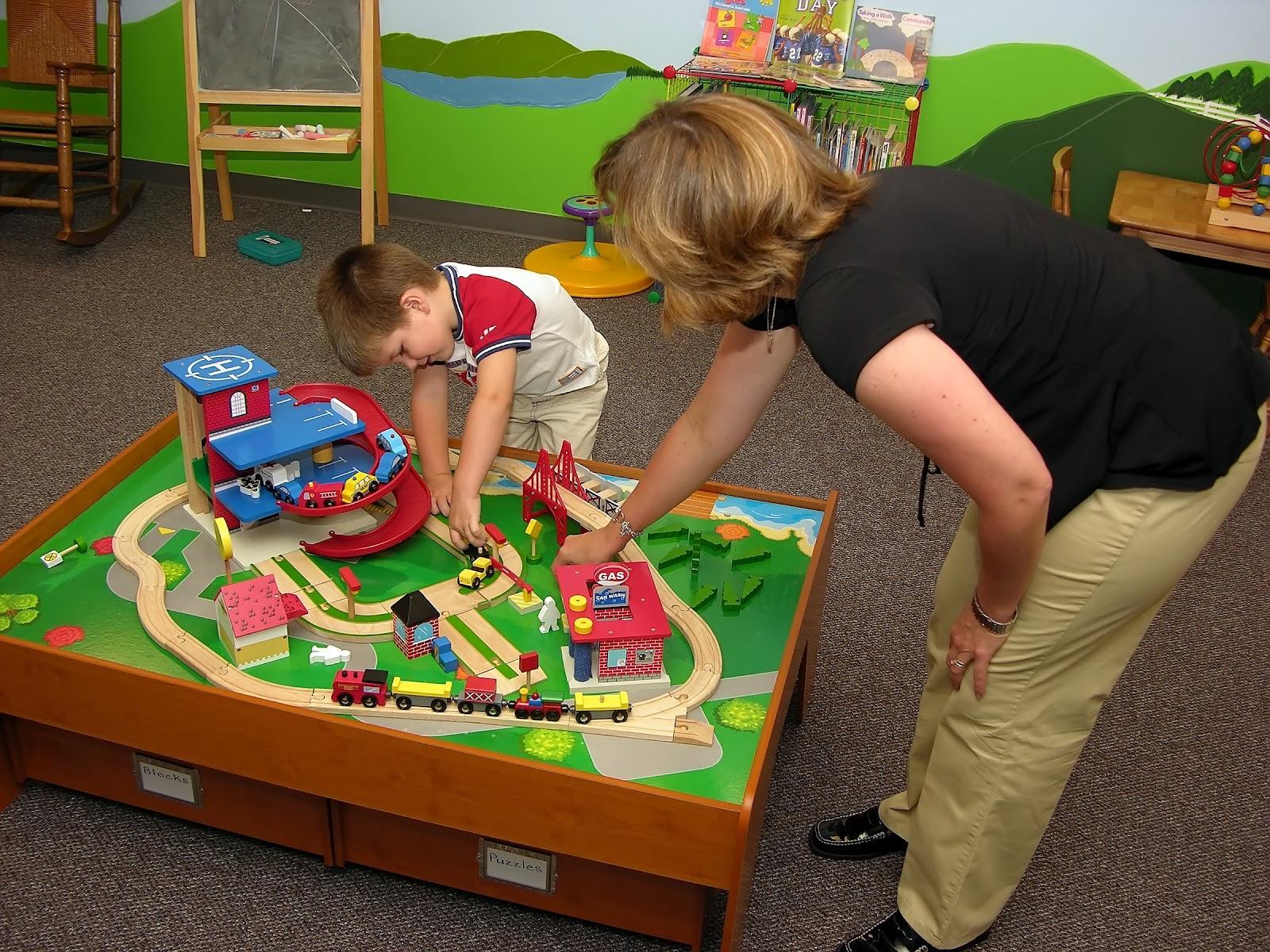 What to give a kindergarten teacher