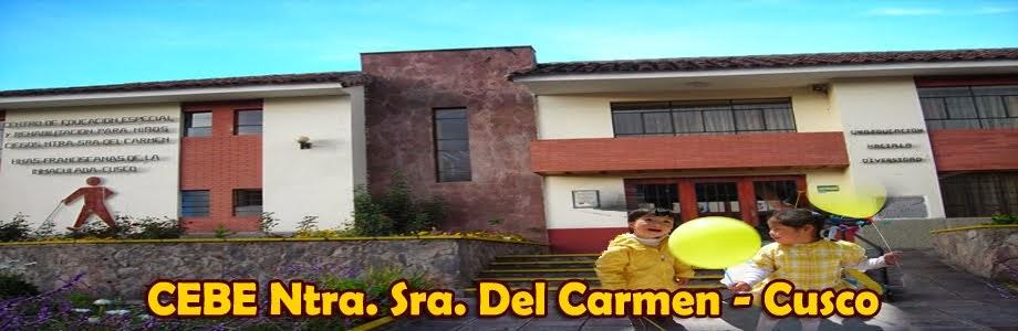 CEBE NTRA. SRA. DEL CARMEN - CUSCO