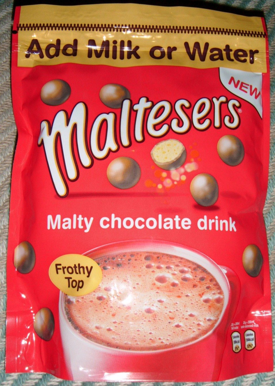Maltesers Malty Hot Chocolate