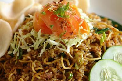 nasi goreng mawut paling enak di indonesia