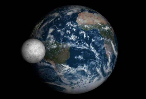 Ay ilə Dünya arasındakı məsafə