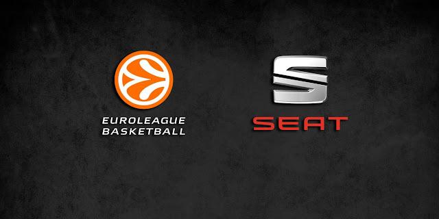La Euroleague incorpora a SEAT como nuevo sponsor