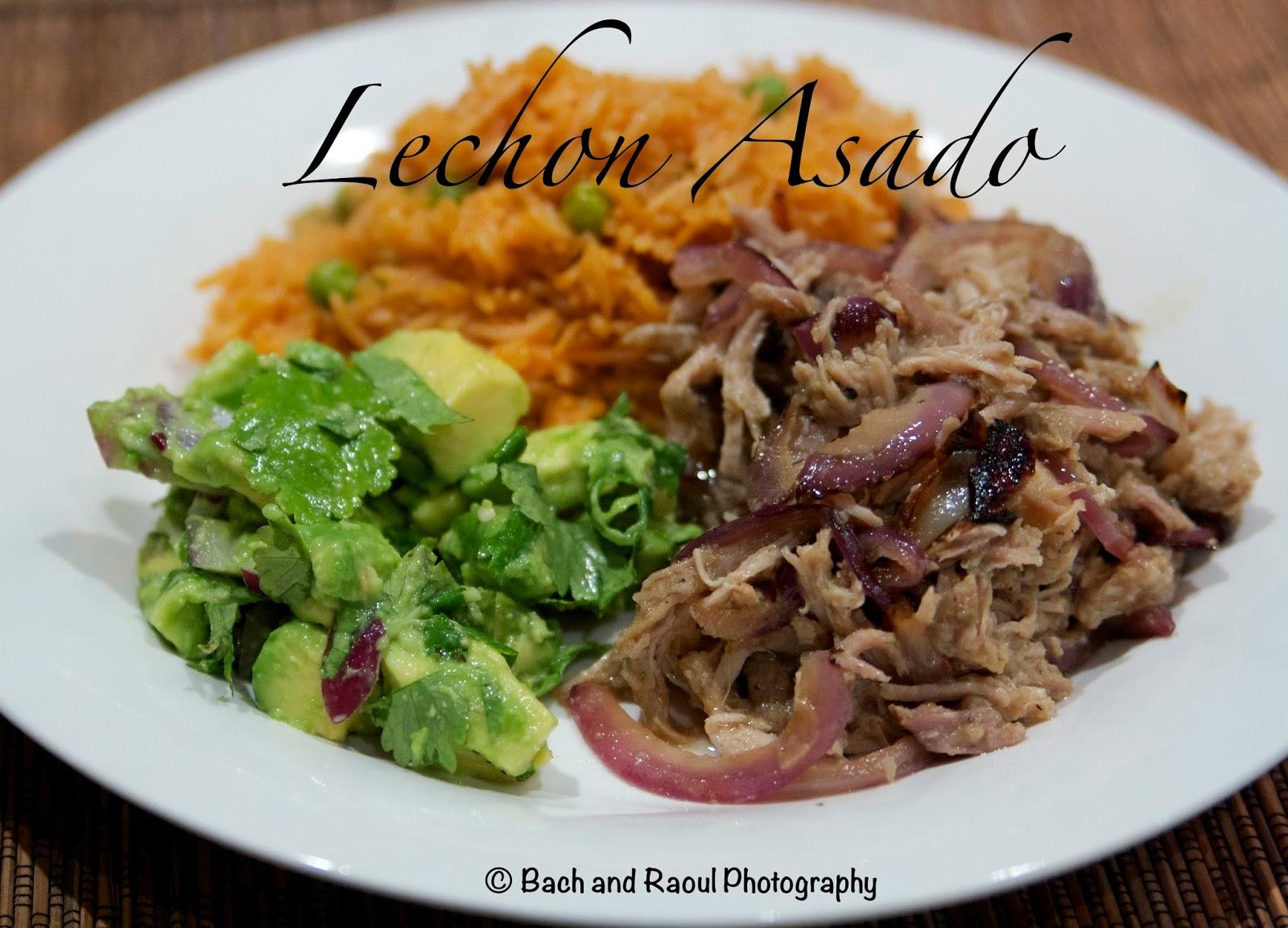 Lechon Asado - Slow cooked Cuban Pork
