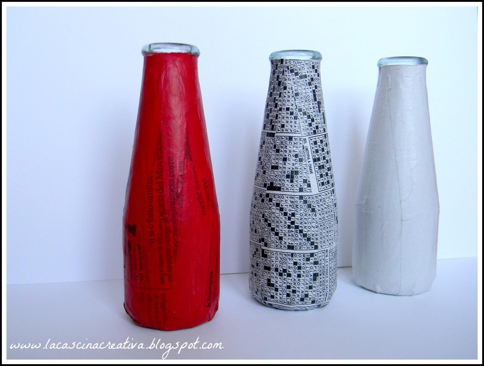 La cascina creativa vasi fai da te for Vasi fai da te