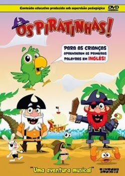 Download Os Piratinhas AVI + RMVB DVDRip