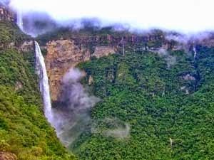 Gocta Cataracts Falls