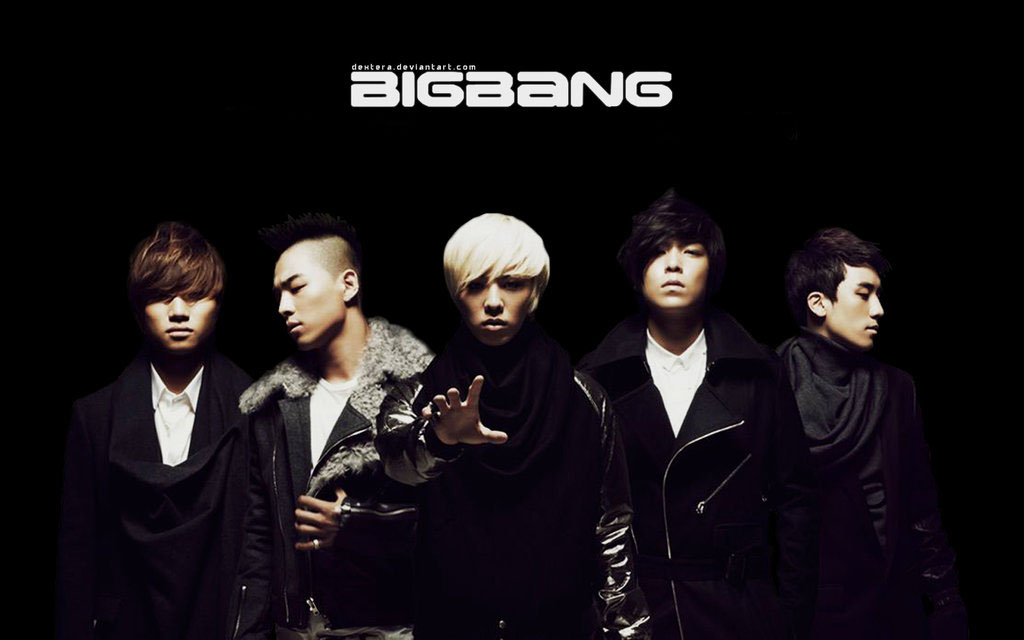 big bang wallpaper. of 빅뱅 Big Bang