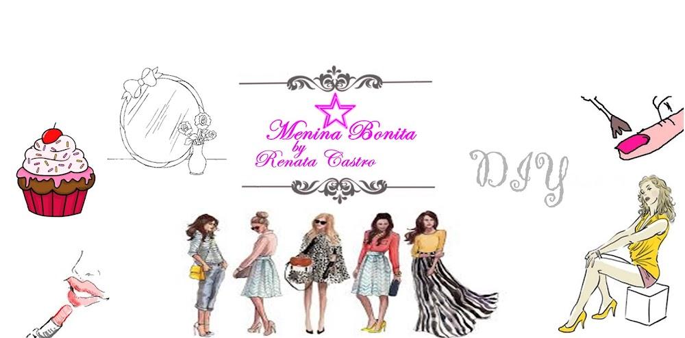 Menina Bonita by Renata Castro