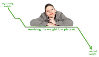 Pushing your Body from a Weight-Loss Plateau