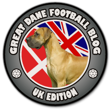 Great Dane Football Blog - UK Edition