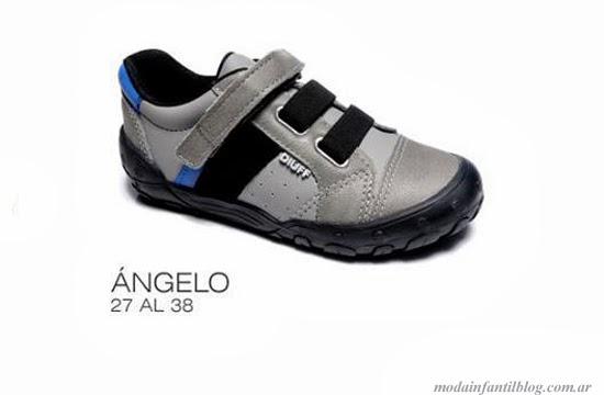 diuff calzado para niños primavera verano 2014