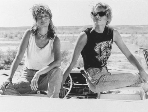 thelma and louise Watch the film first: if you want to get the most out of this analysis, we recommend  that you view thelma & louise before you proceed you can find streaming.