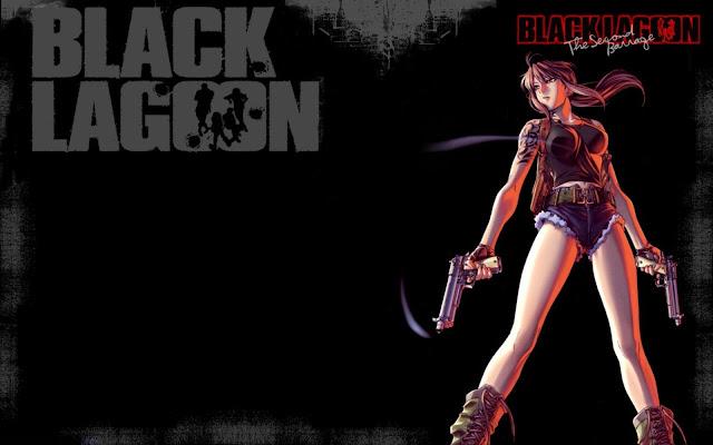 Black Lagoon Wallpaper 0007