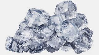 cara membuat es batu