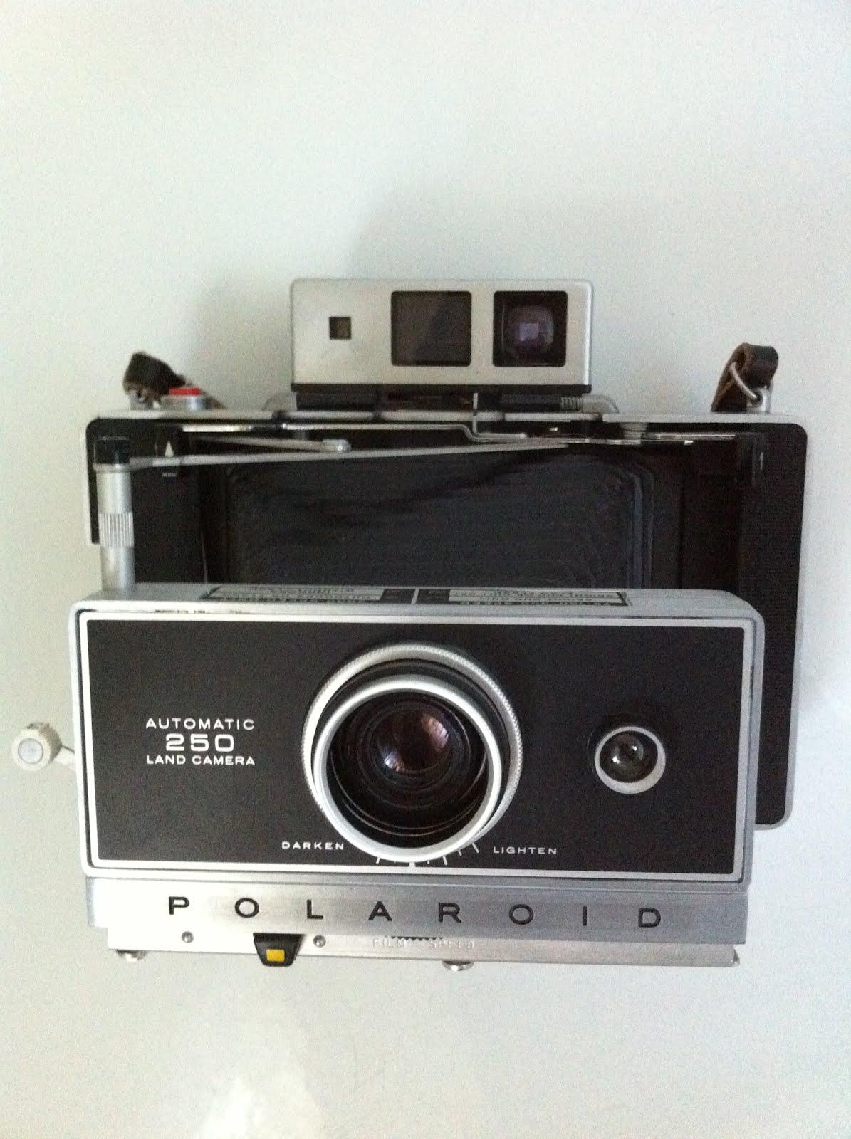 polagraph com   polaroid photograph   instant digital Polaroid Pathfinder 110 Polaroid 800 Conversion