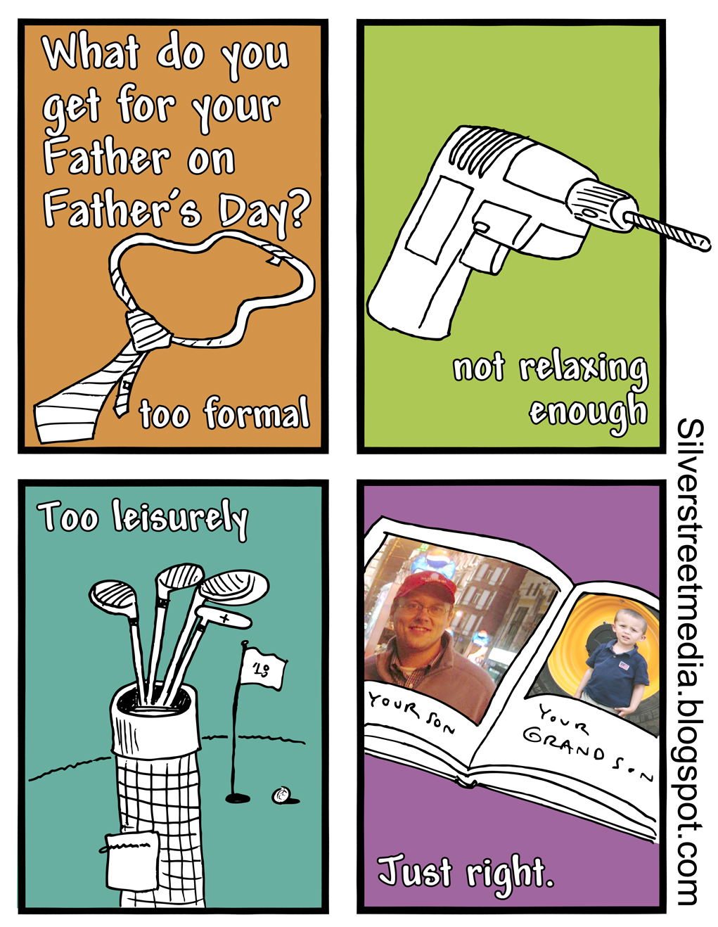 photo book fun what do you get for your father on father s day what do you get for your father on father s day the internet s first photobook comic