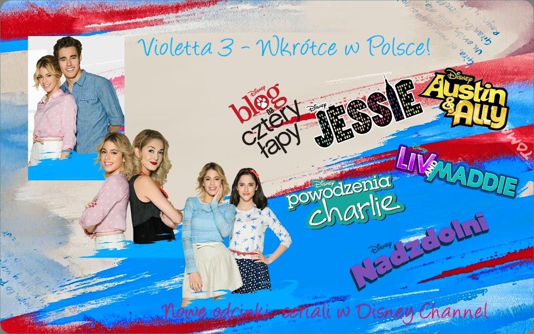 Świat Disneya&Violetta