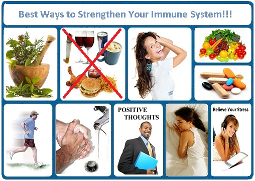 How to strengthen the immune system before the onset of cold weather 93