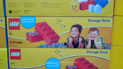 Store all your Lego pieces in a Lego Storage Brick