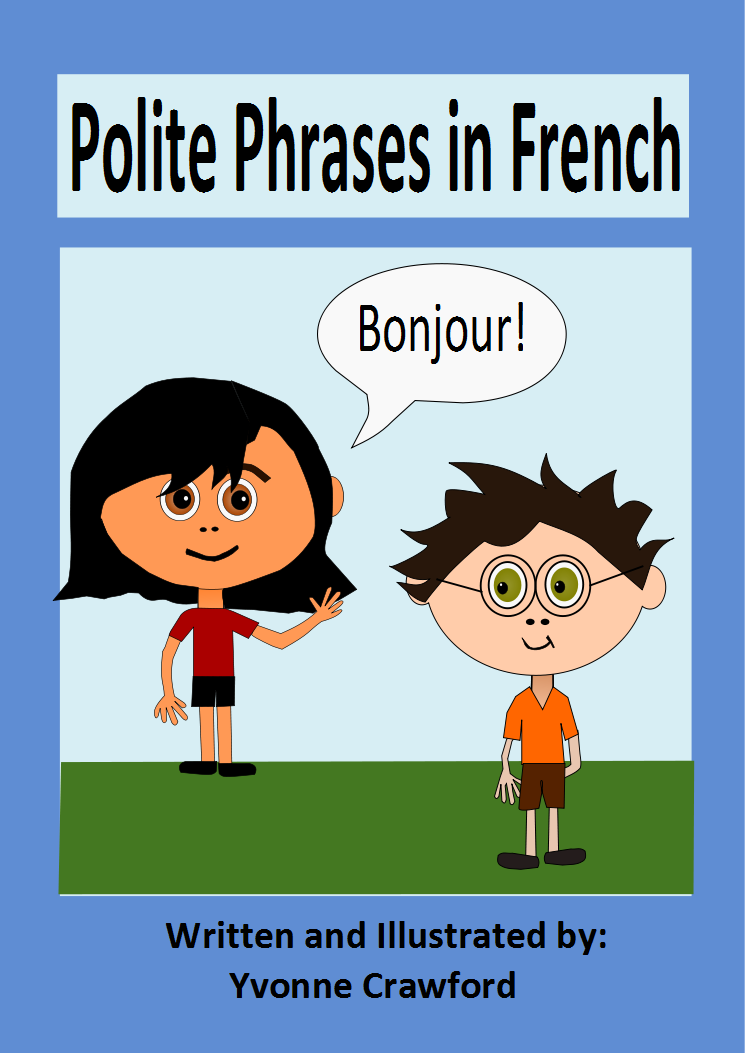 Language for little learners learn french kids there are separate pages for 12 different phrases each page has colorful graphics to help your children remember these phrases in french m4hsunfo