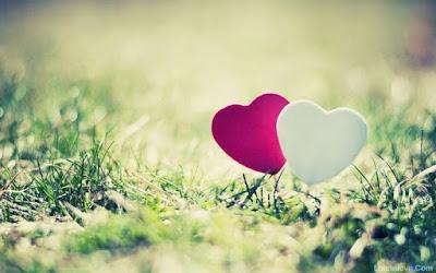 Hình ảnh lãng mạn khi yêu