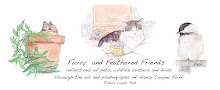 CELEBRATE PETS, WILDLIFE CRITTERS AND BIRDS WITH MY BLOG FURRY AND FEATHERED FRIENDS