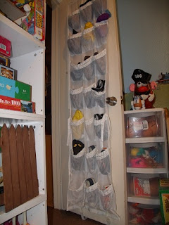 shoe storage for kids