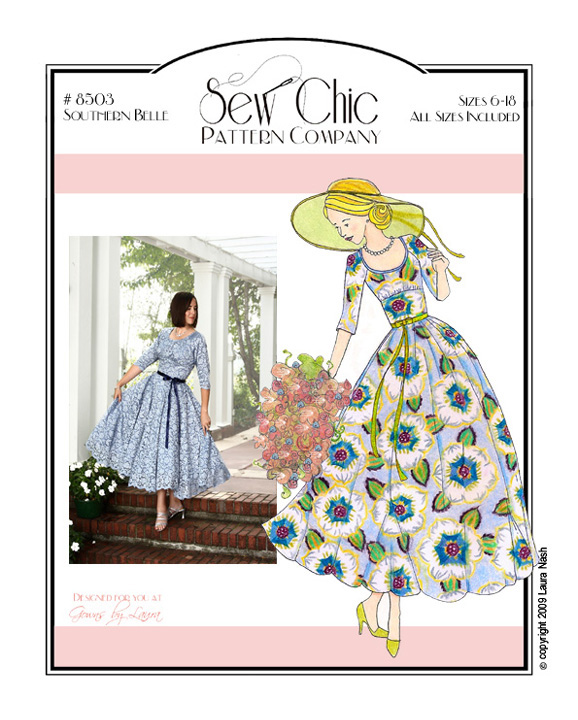 Sew Chic Pattern Company: June 2015