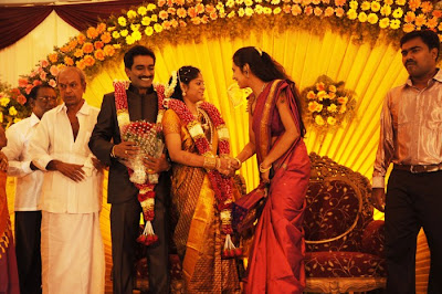 Director SP Hosimin Wedding Reception Pics cinema gallery