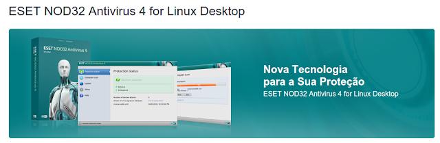 ESET NOD32 para Linux