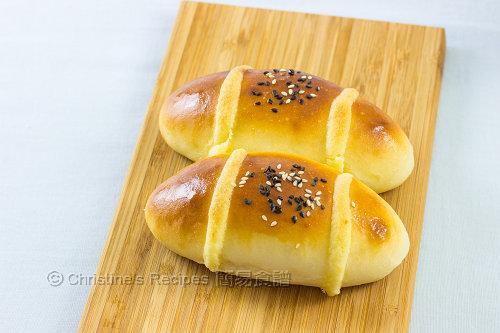 雞尾包 【湯種法】 Tangzhong Cocktail Buns | 簡易食譜 ...