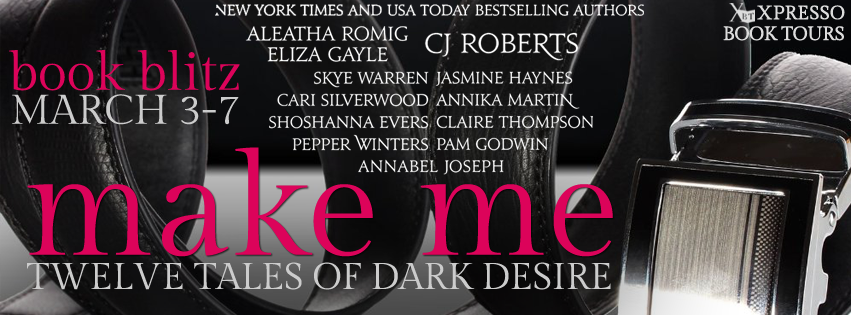 Make Me Book Blitz