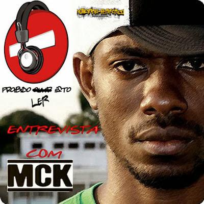Entrevista com o grande rapper angolano MCK