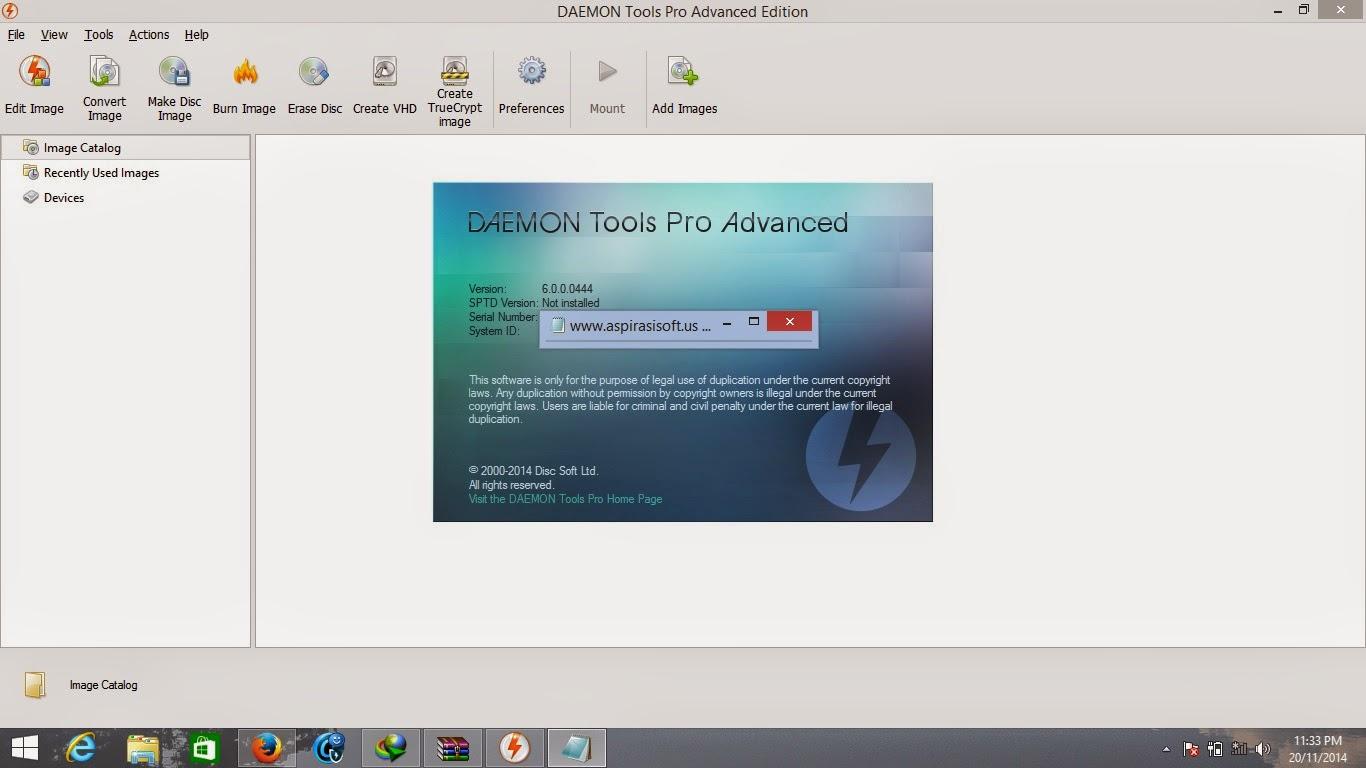 Daemon Tools Pro Advanced 6 Full Repack - MirrorCreator