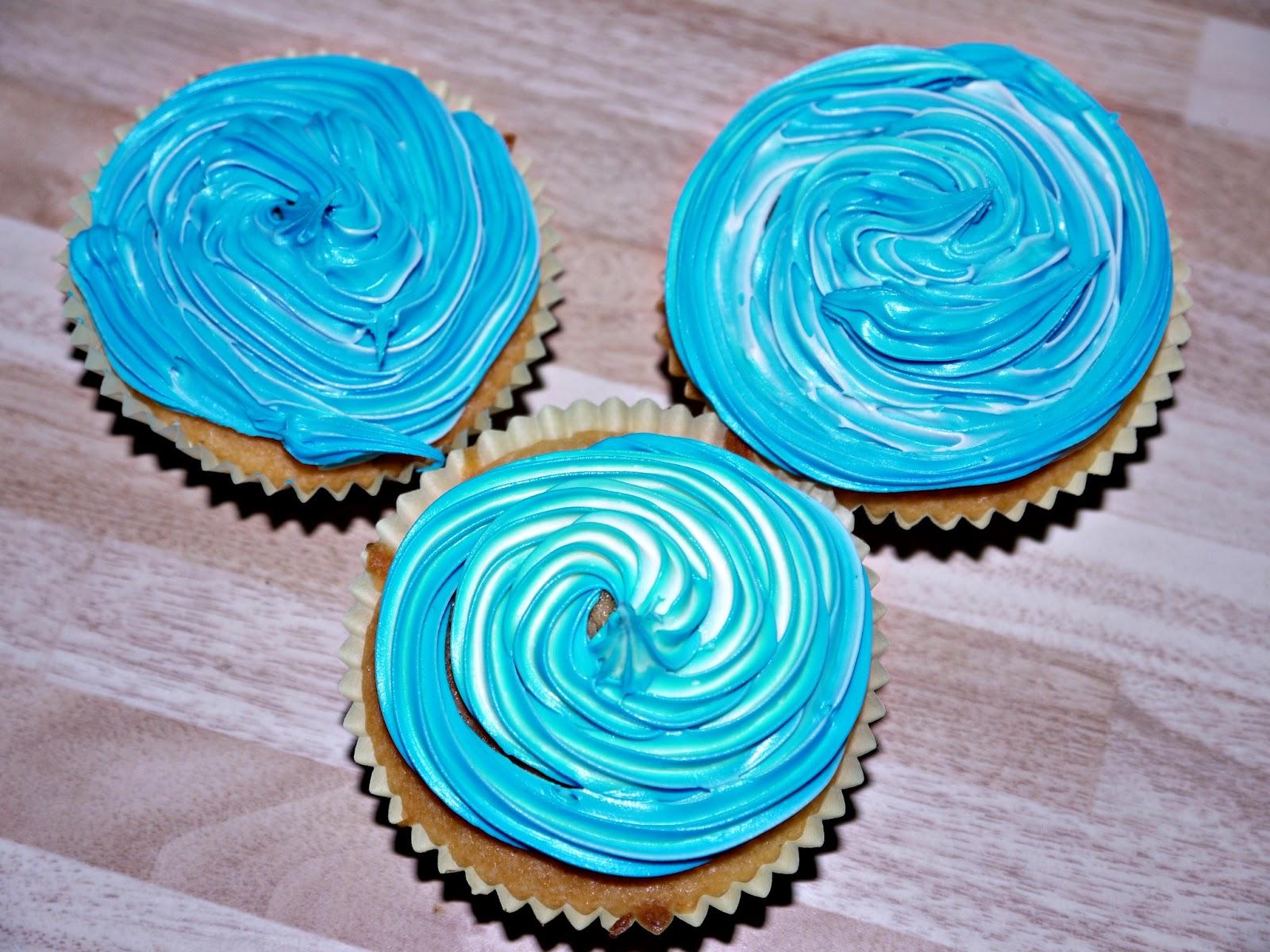 cupcake icing machine