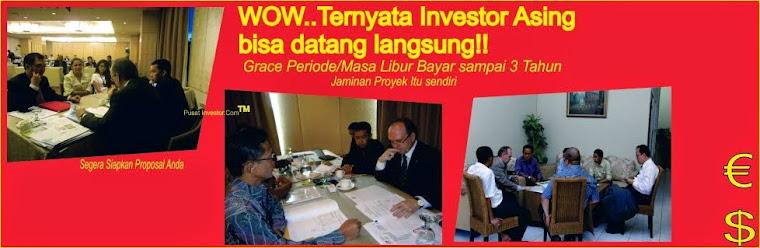 Pusat Investor Luar Negeri