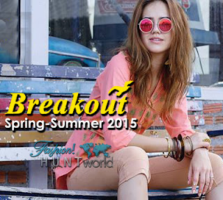 Breakout Spring/Summer Outfits 2015